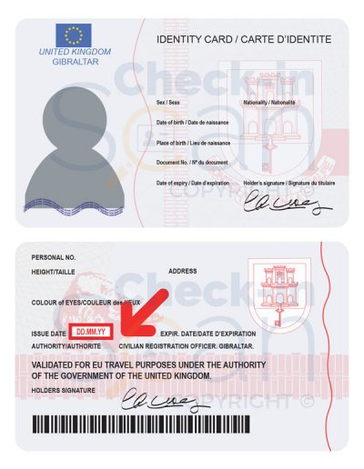 Gibraltar ID