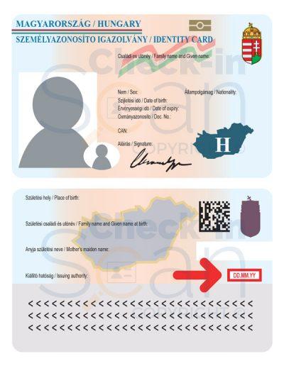 Hungary ID