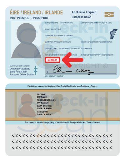 Ireland ID