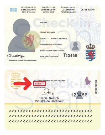 Luxemburg ID