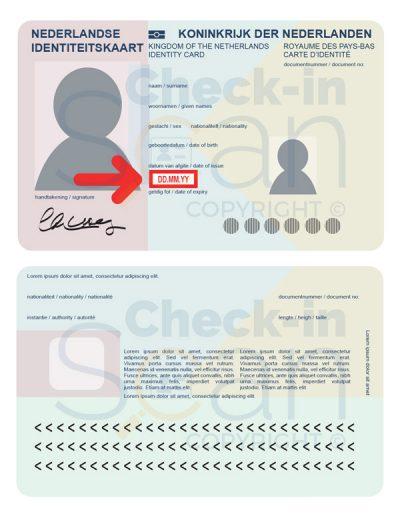 Netherland ID