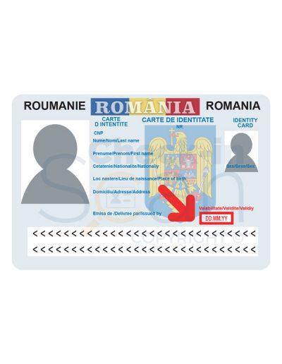 Romania ID