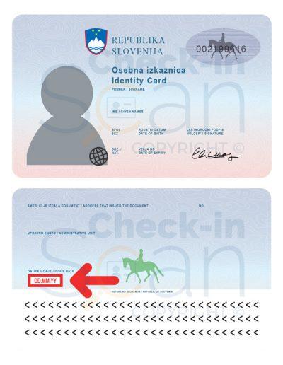 Slovenia ID