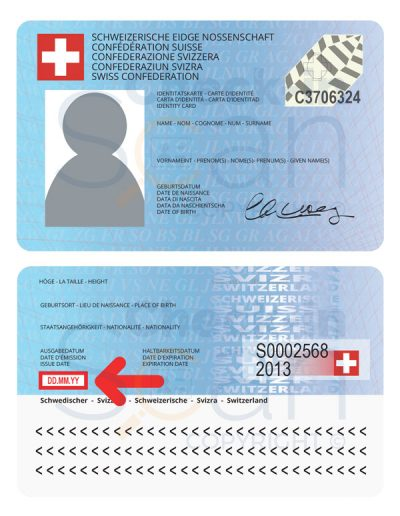 Switzerland ID